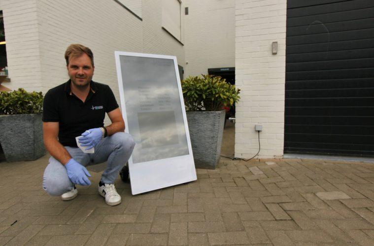 Digital Smart Counter  - Niels Albert